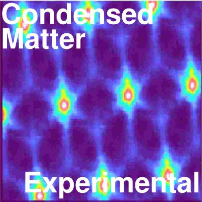 Condensed matter experimental icon